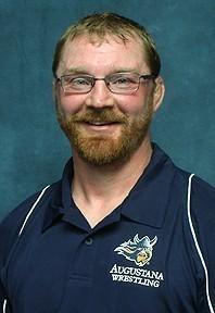 Augustana coach Jason Reitmeier