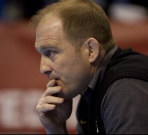 Missouri coach Brian Smith