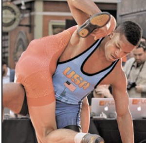Mark Hall, the first to win six Minnesota state titles, competed in the Beat The Streets event in May before qualifying for his second Junior World Team in freestyle.