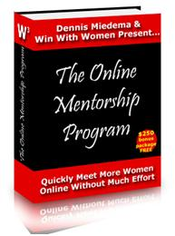 meeting women online cover small - Dennis Miedema - The Calling Women And Texting Women Program | Dennis Miedema - The Online Mentorship Program | Dennis Miedema - The Simple Inner Game System