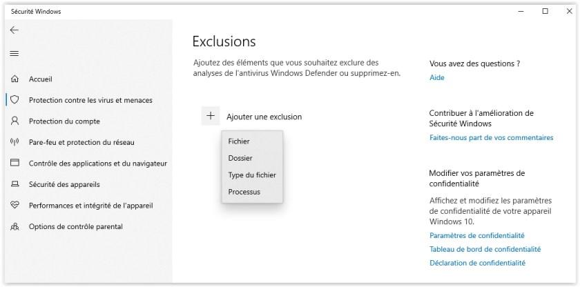 windows-defender-ajouter-exclusion