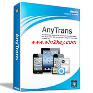 Imobie Anytrans License Code 2018 Latest Version Is Free Download