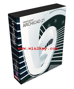 Graphisoft Archicad 21 Crack (Build 6003) + [Serial Key] Full Latest Version