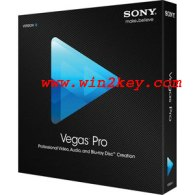 Sony Vegas Pro 15 Crack ( Full + Keygen ) [32/64 Bit] Download
