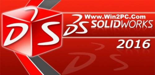 SolidWorks 2016 Crack-cover-Win2Pc
