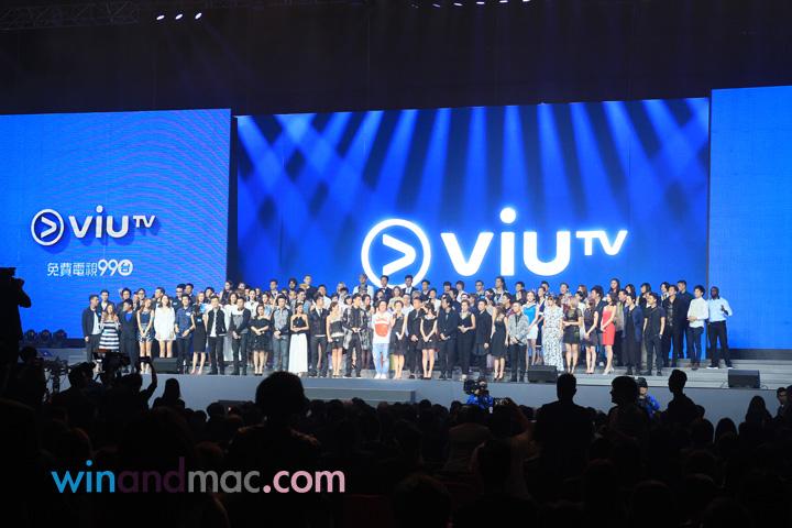 ViuTV免費電視99臺啟播禮現場直擊 悶爆只係講節目巡禮? - winandmac.com