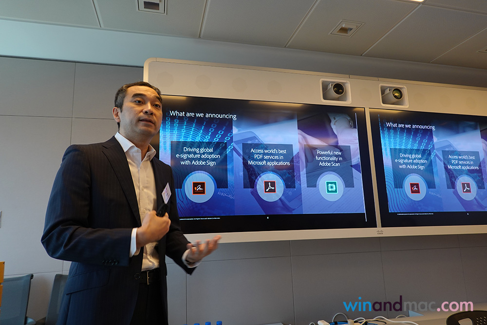 Adobe Sign與微軟鼓勵無紙化 香港用家又化唔化? - winandmac.com