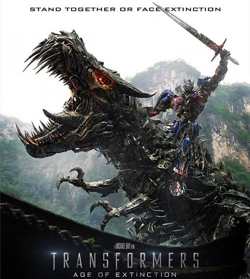 Transformers 4 - Dinobots