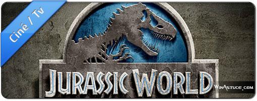 Jurassic World – 2 bandes annonces pour patienter