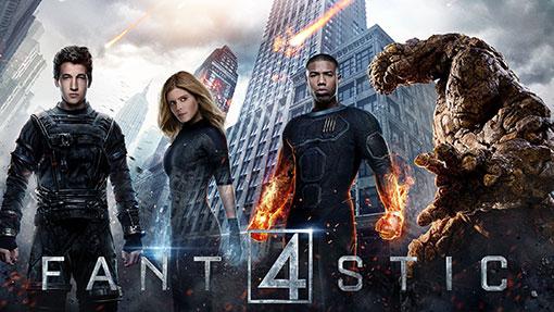 Reboot Les 4 Fantastiques 2015