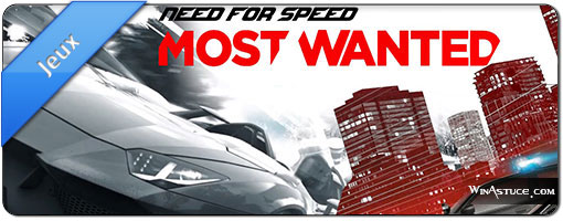 Need for Speed Most Wanted gratuit chez Origin