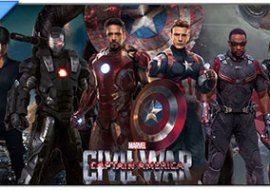 Captain America CIVIL WAR en 2 bandes annonces HD