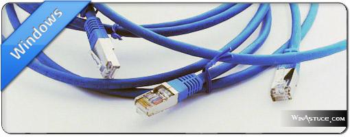 Régler la priorité de connexion des cartes réseau