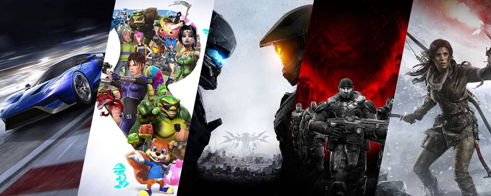 The greatest year in the history of games