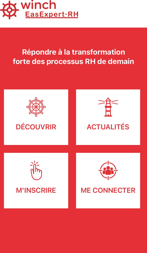 Nos solutions RH Winch Expert RH Cabinet Consultant RH