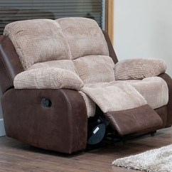 Best Chairs Inc Recliner Reviews Chair Yoga Certification Nj Milton 2 Seater Reclining Fabric Sofa Beige