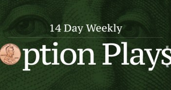 +14 Day Weekly Option Plays 11/1/19