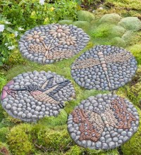 Decorative Stepping Stone | Wind and Weather