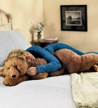 Bear Hug Body Pillows   Pillows and Throws   Home ...