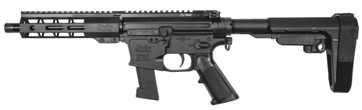 Windham Weaponry RP9SFS-7-9mm Pistol