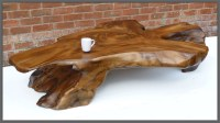 Tree root coffee table - Shopping Blog