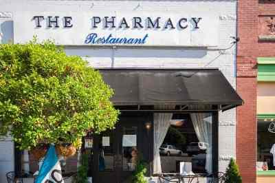 The Pharmacy Restaurant