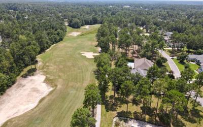 Golf Front Lot for Sale – 1504 Hidden Oaks Lane