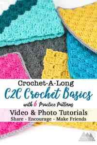 Corner To Corner.Corner To Corner Crochet Winding Road Crochet