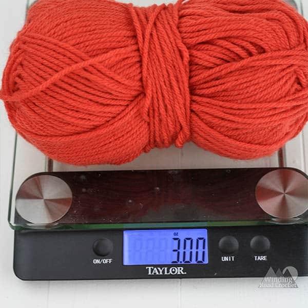 tangle free yarn storage