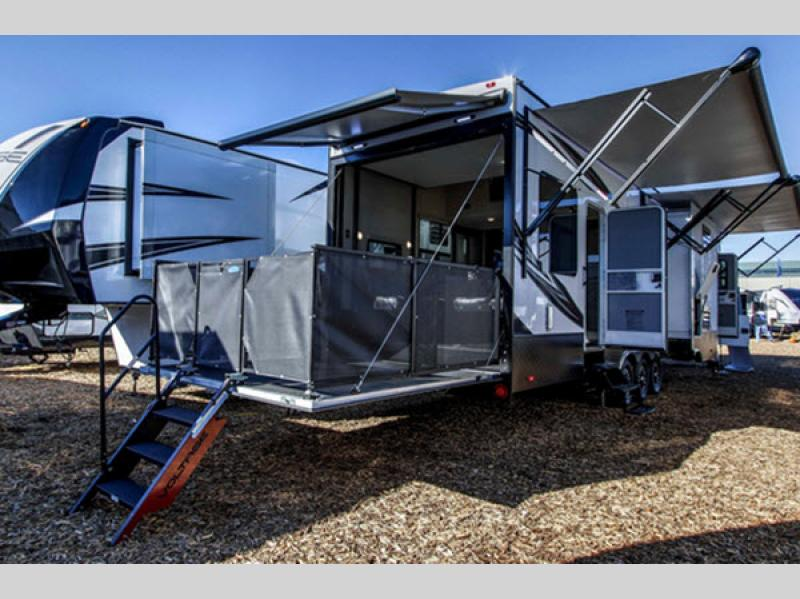 5 new uses for a toy hauler rv