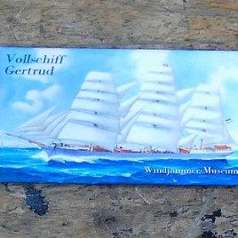 Vollschiff Gertrud