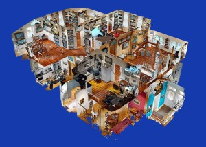 Windjammer-Museum Dollhouse