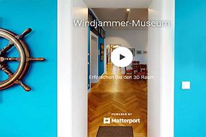 3D-Rundgang durch das Museum