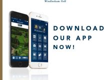 Download our app now! - Windlesham Golf Club