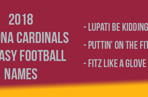 Arizona Cardinals Fantasy Football Names