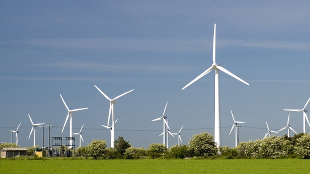 Ontario Wind Turbines  Ontario has the most expensive