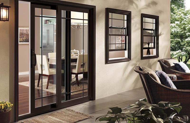 sliding glass doors sliding patio