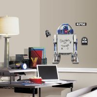 R2-D2 Dry Erase Giant Wall Decals