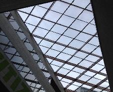 external window film roof