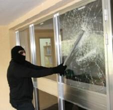 Safety window iflm burgular