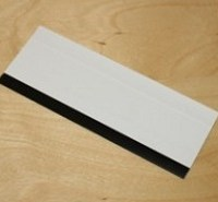 card squeegee