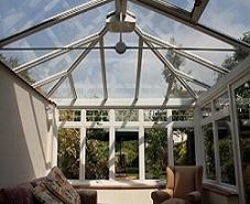 conservatory glass window films