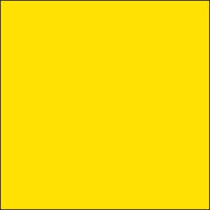 Bright Yellow Vinyl