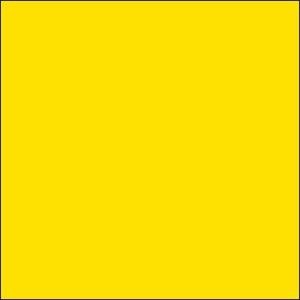 Bright Yellow Vinyl
