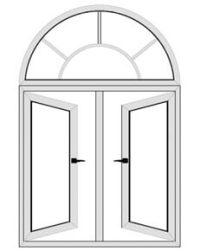 Arch Design Window and Door   Arch Window Grill Design ...