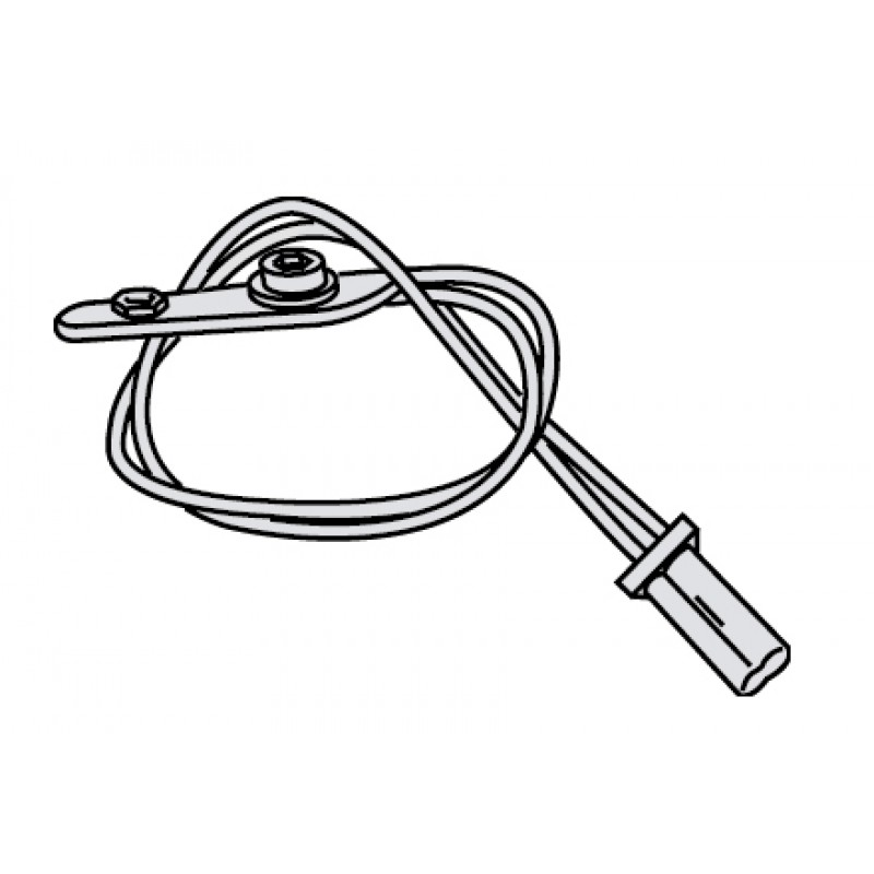 External Power 6V Cable for Safes with Electronic Dialer
