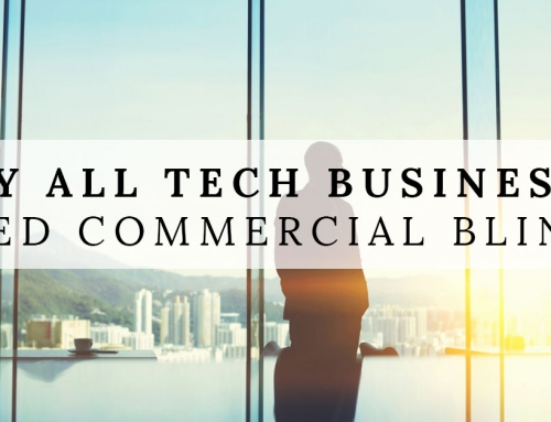 Why All Tech Businesses Need Commercial Blinds
