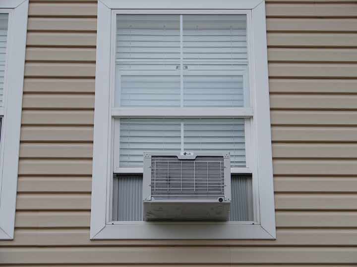 Casement Air Conditioner