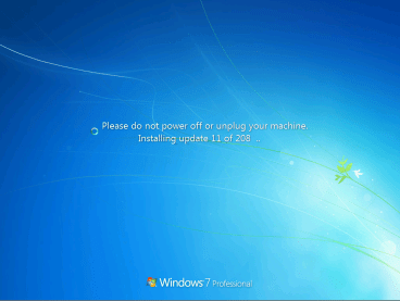 KB3125574 Updatepakket Windows 7 SP1
