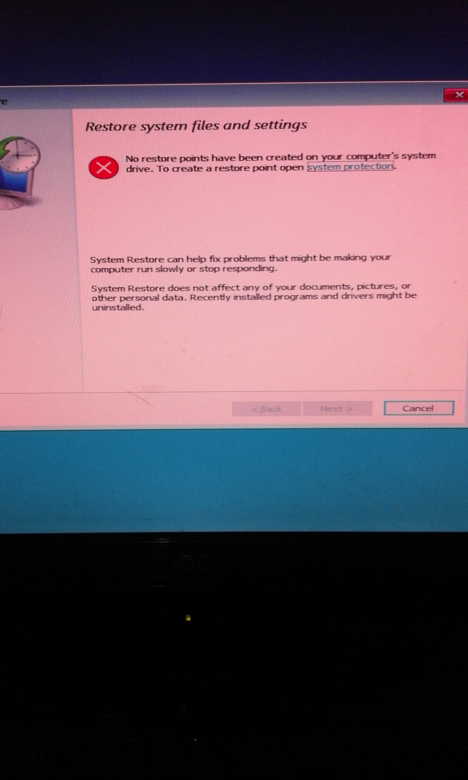 I disabled my administrator account in my pc and now I can't log in my pc | Windows 10 Forums